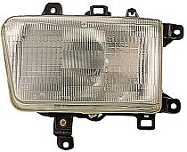 1990 - 1995 Toyota 4Runner Headlight Assembly (with Composite Lamps) - Left (Driver)
