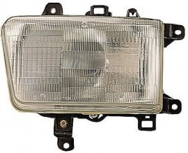 1990-1995 Toyota 4Runner Headlight Assembly (with Composite Lamps) - Left (Driver)