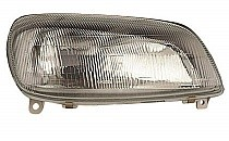 1996 - 1997 Toyota RAV4 Front Headlight Assembly Replacement Housing / Lens / Cover - Right (Passenger)