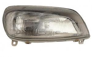 1996-1997 Toyota RAV4 Headlight Assembly - Right (Passenger)
