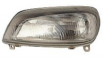 1996 - 1997 Toyota RAV4 Headlight Assembly - Left (Driver)