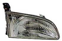 1998 - 2000 Toyota Sienna Headlight Assembly - Right (Passenger)