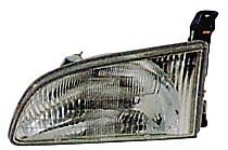 1998 - 2000 Toyota Sienna Headlight Assembly - Left (Driver)