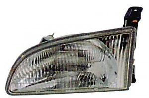 1998-2000 Toyota Sienna Headlight Assembly - Left (Driver)