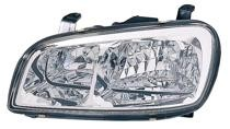 1998 - 2000 Toyota RAV4 Front Headlight Assembly Replacement Housing / Lens / Cover - Left (Driver)