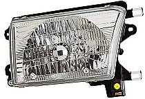 1999 - 2002 Toyota 4Runner Headlight Assembly - Right (Passenger)