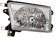 1999 - 2002 Toyota 4Runner Front Headlight Assembly Replacement Housing / Lens / Cover - Left (Driver)