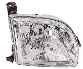 2000-2004 Toyota Tundra Pickup Headlight Assembly (except Double Cab) - Right (Passenger)