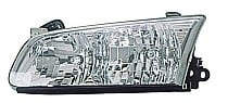 2000 - 2001 Toyota Camry Front Headlight Assembly Replacement Housing / Lens / Cover - Left (Driver)