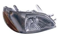 2000 - 2002 Toyota Echo Headlight Assembly - Right (Passenger)