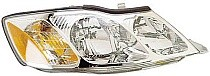 2000 - 2004 Toyota Avalon Front Headlight Assembly Replacement Housing / Lens / Cover - Right (Passenger)