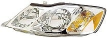 2000 - 2004 Toyota Avalon Front Headlight Assembly Replacement Housing / Lens / Cover - Left (Driver)
