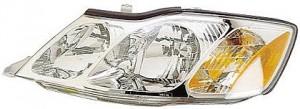 2000-2004 Toyota Avalon Headlight Assembly - Left (Driver)