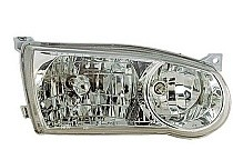 2001 - 2002 Toyota Corolla Headlight Assembly - Right (Passenger)