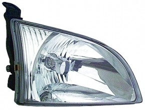 2001-2003 Toyota Sienna Headlight Assembly - Left (Driver)