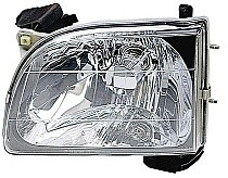 2001 - 2004 Toyota Tacoma Headlight Assembly - Left (Driver)