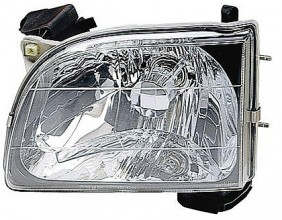 2001-2004 Toyota Tacoma Headlight Assembly - Left (Driver)