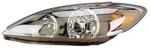 2005-2005 Toyota Camry Headlight Assembly - Left (Driver)