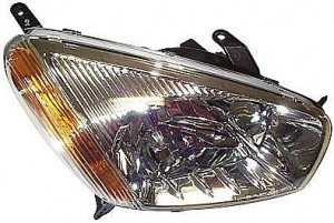 2001-2003 Toyota RAV4 Headlight Assembly (without Sport Package / without Bulbs) - Right (Passenger)