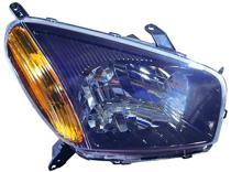 2001 - 2003 Toyota RAV4 Headlight Assembly (with Sport Package + without Bulbs) - Right (Passenger)