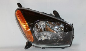 2001-2003 Toyota RAV4 Headlight Assembly (with Sport Package / without Bulbs) - Right (Passenger)