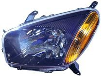 2001 - 2003 Toyota RAV4 Headlight Assembly (with Sport Package + without Bulbs) - Left (Driver)