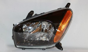 2001-2003 Toyota RAV4 Headlight Assembly (with Sport Package / without Bulbs) - Left (Driver)