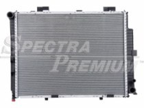 1998 - 1999 Mercedes Benz E300D Radiator