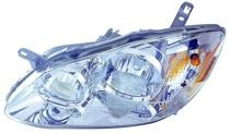 2005 - 2008 Toyota Corolla Headlight Assembly (CE/LE) - Left (Driver)