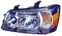 2004 - 2006 Toyota Highlander Front Headlight Assembly Replacement Housing / Lens / Cover - Left (Driver)
