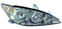 2005 - 2006 Toyota Camry Headlight Assembly (LE/XLE + Bright + USA) - Right (Passenger)