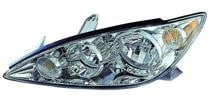 2005 - 2006 Toyota Camry Headlight Assembly (LE/XLE / Bright / USA) - Left (Driver)