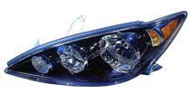2005 - 2006 Toyota Camry Headlight Assembly (SE + Black + USA) - Left (Driver)