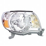 2005 - 2011 Toyota Tacoma Front Headlight Assembly Replacement Housing / Lens / Cover - Right (Passenger)