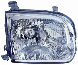 2005-2007 Toyota Sequoia Headlight Assembly - Right (Passenger)