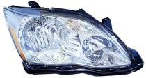 2005 - 2007 Toyota Avalon Front Headlight Assembly Replacement Housing / Lens / Cover - Right (Passenger)