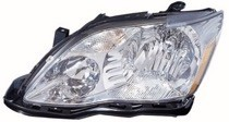 2005 - 2007 Toyota Avalon Front Headlight Assembly Replacement Housing / Lens / Cover - Left (Driver)