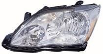 2005 - 2007 Toyota Avalon Headlight Assembly - Left (Driver)