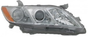 2007-2008 Toyota Camry Headlight Assembly (LX/XLE Model) - Right (Passenger)