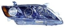2007 - 2009 Toyota Camry Headlight Assembly (SE Model + USA) - Right (Passenger)