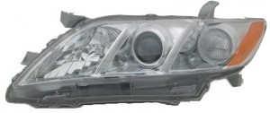 2007-2008 Toyota Camry Headlight Assembly (LE/XLE Model) - Left (Driver)