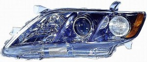 2007-2008 Toyota Camry Headlight Assembly (SE Model / USA) - Left (Driver)