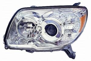 2006-2009 Toyota 4Runner Headlight Assembly (Limited/SR5 Model) - Left (Driver)