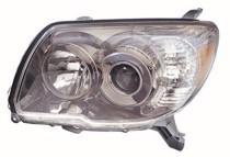 2006 - 2009 Toyota 4Runner Headlight Assembly (Sport Model) - Left (Driver)