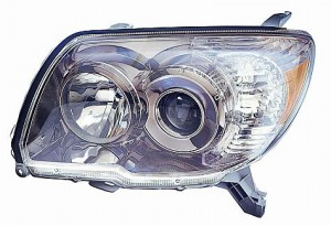 2006-2009 Toyota 4Runner Headlight Assembly (Sport Model) - Left (Driver)