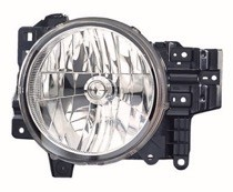 2007 - 2014 Toyota FJ Cruiser Headlight Assembly - Left (Driver)