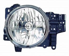 2007-2011 Toyota FJ Cruiser Headlight Assembly - Left (Driver)