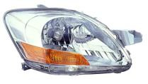 2007 - 2011 Toyota Yaris Headlight Assembly - Right (Passenger)