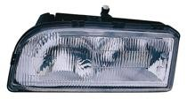 1993 - 1997 Volvo 850 Headlight Assembly (with Dual Bulb Headlamps) - Left (Driver)