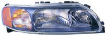 2001 - 2004 Volvo XC70 Front Headlight Assembly Replacement Housing / Lens / Cover - Right (Passenger)
